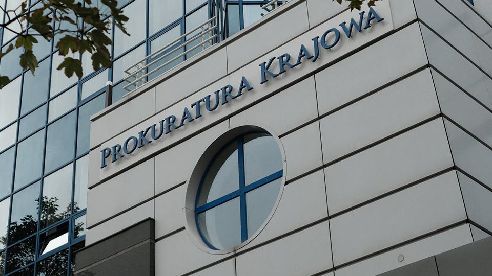 Prokuratura Krajowa wWarszawie